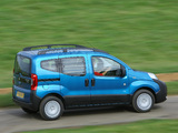 Peugeot Bipper Tepee UK-spec 2008 photos