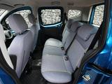 Peugeot Bipper Tepee UK-spec 2008 photos