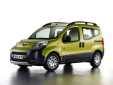 Peugeot Bipper Tepee 2008 pictures