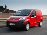 Peugeot Bipper UK-spec 2008 pictures