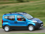 Peugeot Bipper Tepee UK-spec 2008 wallpapers