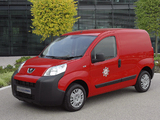 Peugeot Bipper Fire Authority 2008 wallpapers