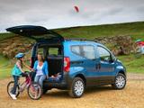 Photos of Peugeot Bipper Tepee UK-spec 2008