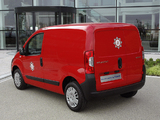Pictures of Peugeot Bipper Fire Authority 2008