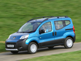 Pictures of Peugeot Bipper Tepee UK-spec 2008