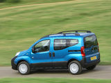 Peugeot Bipper Tepee UK-spec 2008 wallpapers