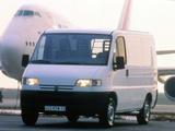 Peugeot Boxer Van 1994–2002 wallpapers