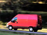 Peugeot Boxer Van 2002–06 images