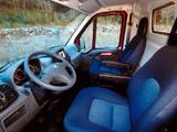 Peugeot Boxer Van 2002–06 pictures