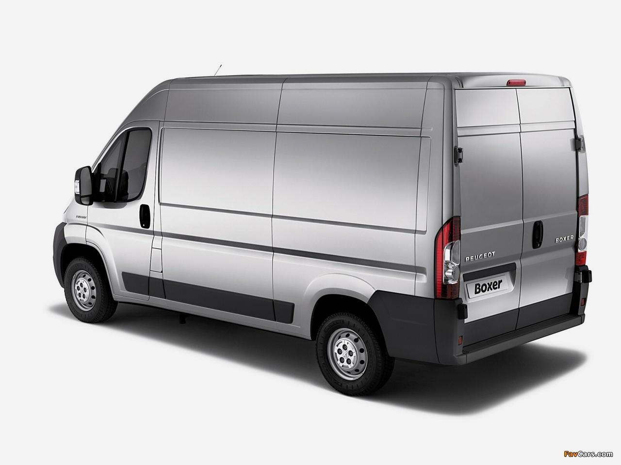 Car Car Parts >> Peugeot Boxer Van 2006 images (1280x960)