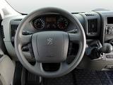 Peugeot Boxer Van 2006 pictures