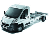 Peugeot Boxer Chassis 2006 wallpapers