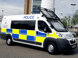 Peugeot Boxer Police 2006 wallpapers
