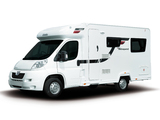 Elddis Autoquest 140 2012 wallpapers