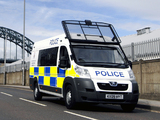 Pictures of Peugeot Boxer Police 2006