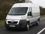 Pictures of Peugeot Boxer Van 2006