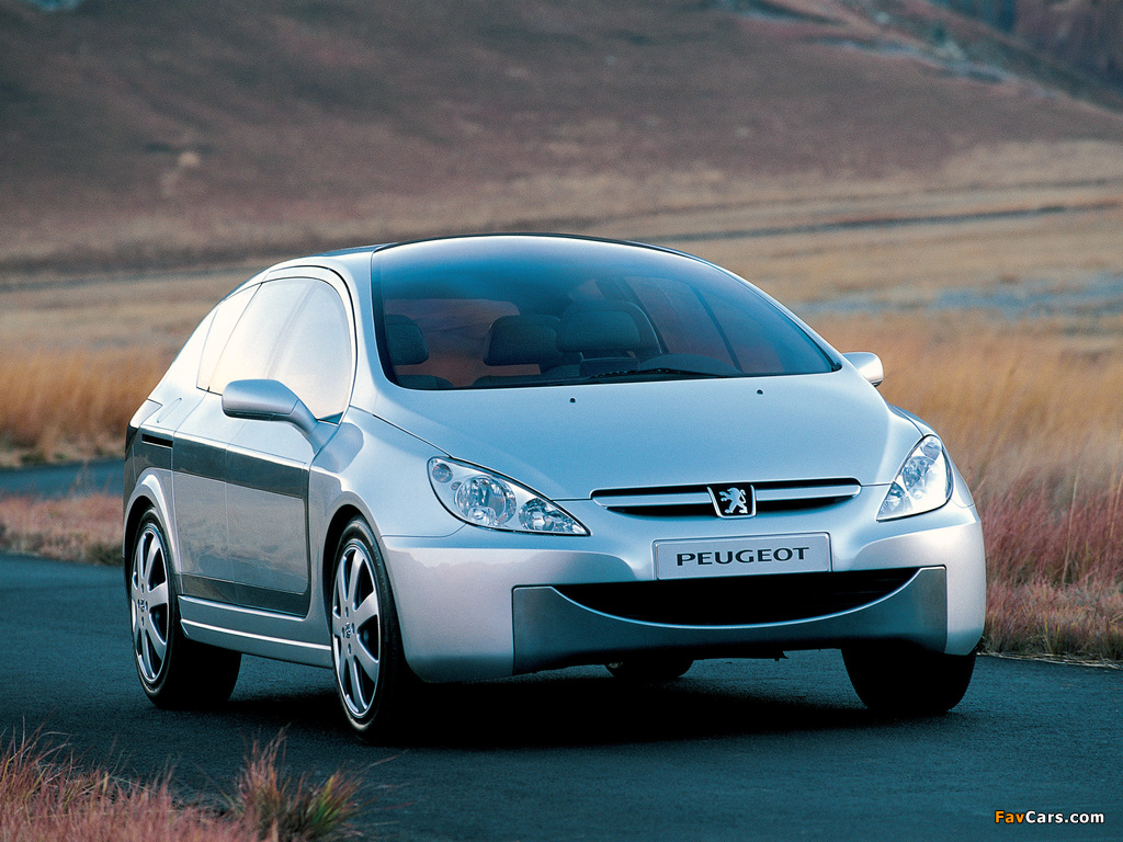 Images of Peugeot Promethee Concept 2000 (1024 x 768)