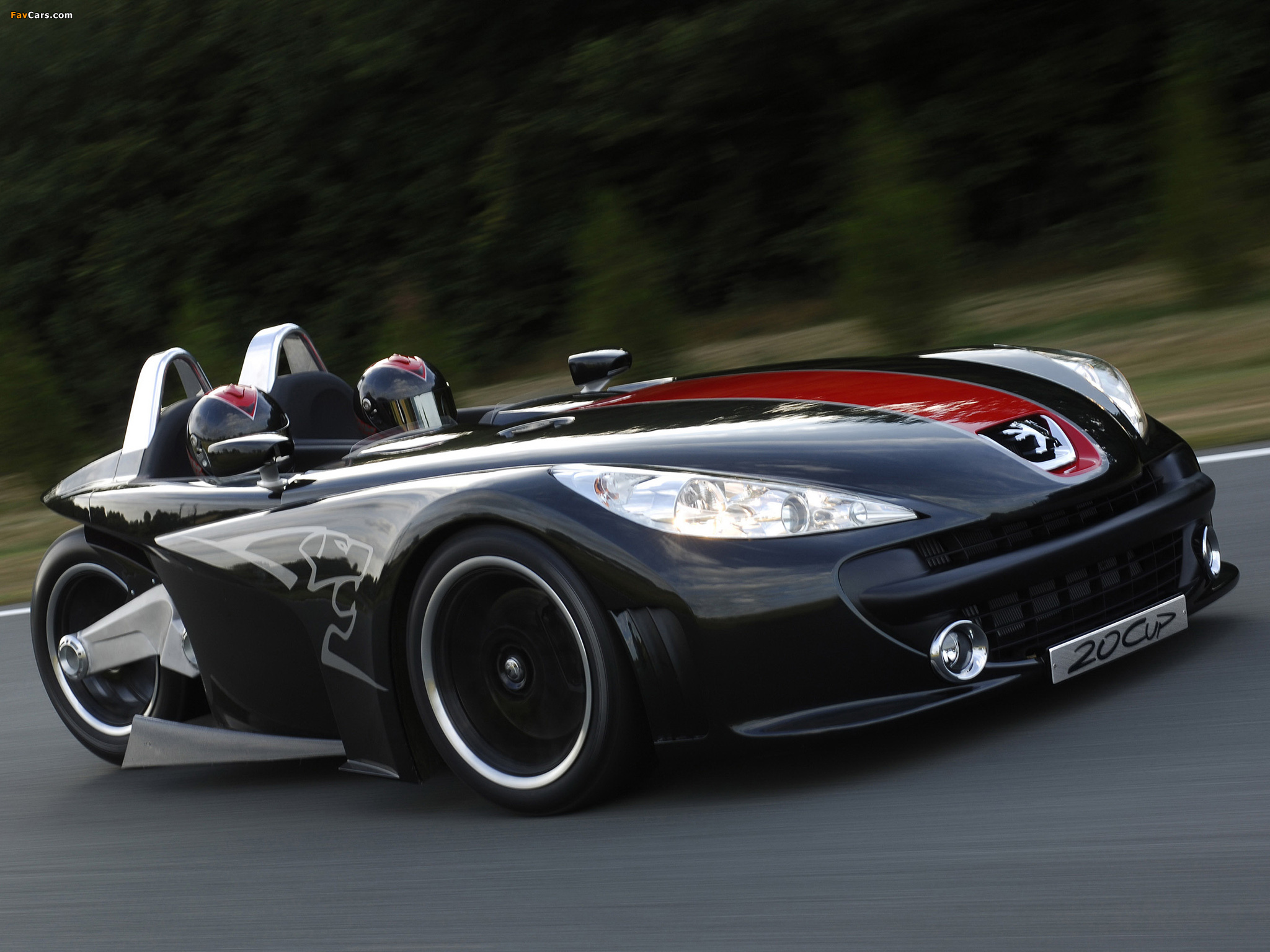 Images of Peugeot 20Cup Concept 2005 (2048 x 1536)