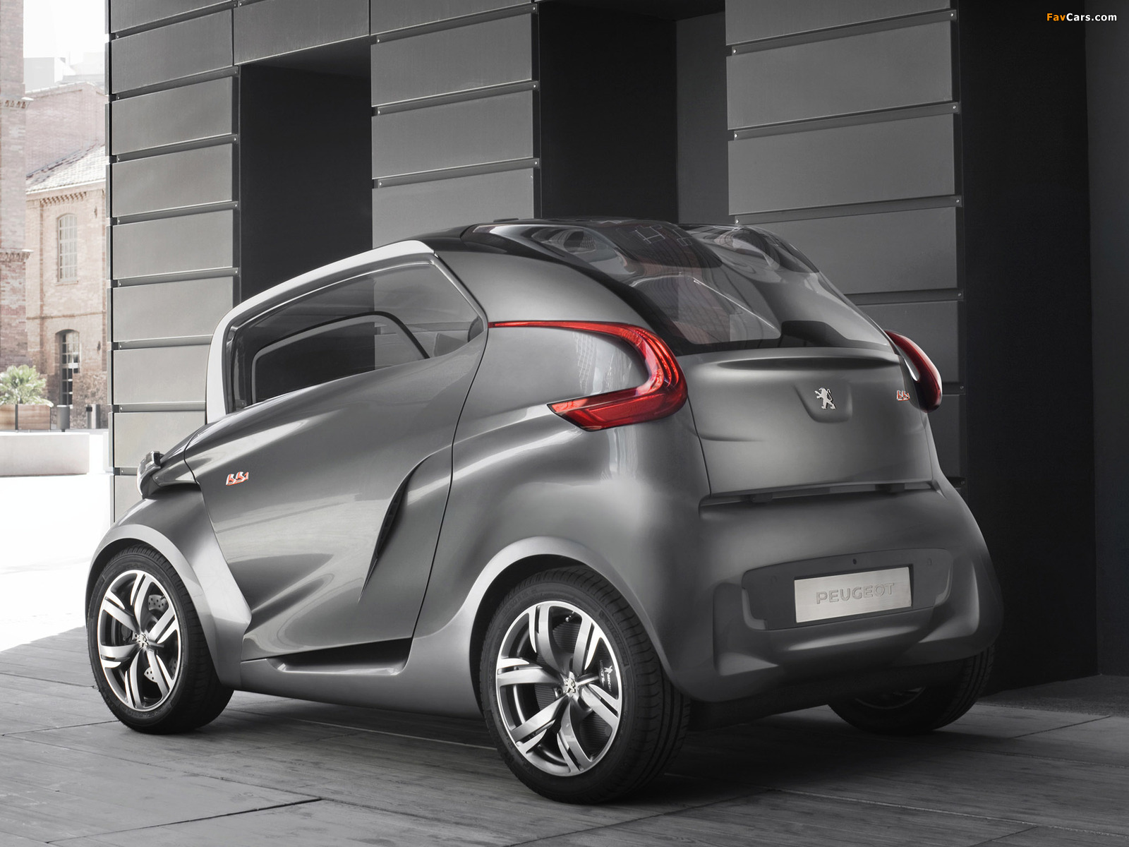 Images of Peugeot BB1 Concept 2009 (1600 x 1200)