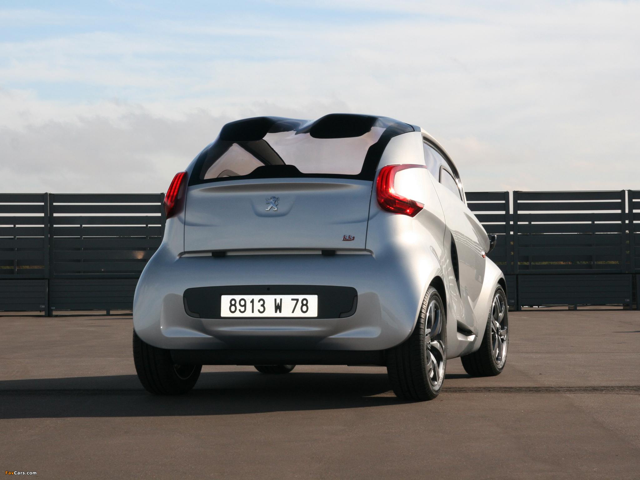 Images of Peugeot BB1 Concept 2009 (2048 x 1536)