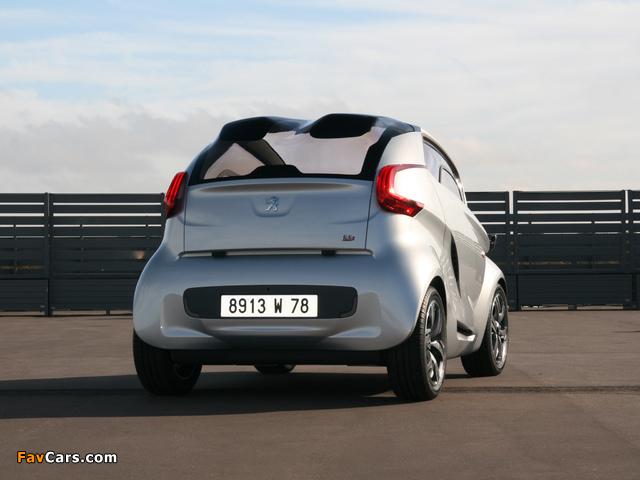 Images of Peugeot BB1 Concept 2009 (640 x 480)