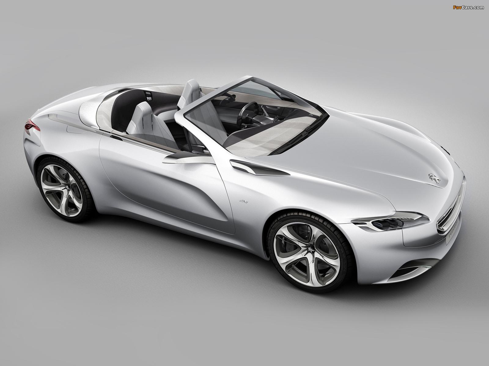 Images of Peugeot SR1 Concept 2010 (1600 x 1200)