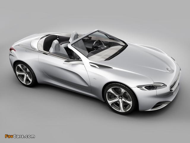 Images of Peugeot SR1 Concept 2010 (640 x 480)