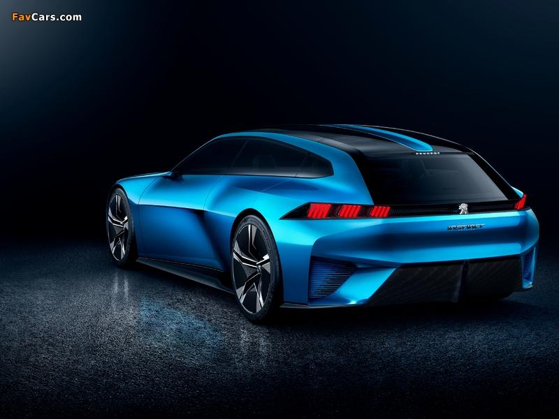 Images of Peugeot Instinct Concept 2017 (800 x 600)