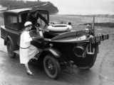 Peugeot Motorboat Car 1925 photos