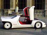 Peugeot Quasar Concept 1984 images