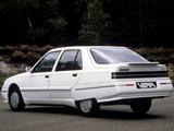 Peugeot Vera Profil Concept 1985 images