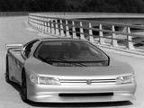 Peugeot Oxia Concept 1988 photos