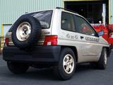 Peugeot 4x4 Agades Concept by Heuliez 1989 images