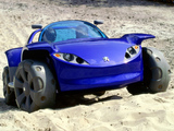 Peugeot Touareg Concept 1996 photos