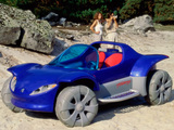Peugeot Touareg Concept 1996 pictures