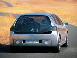 Peugeot Promethee Concept 2000 photos