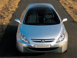 Peugeot Promethee Concept 2000 pictures