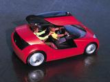 Peugeot Bobslid Concept 2000 pictures