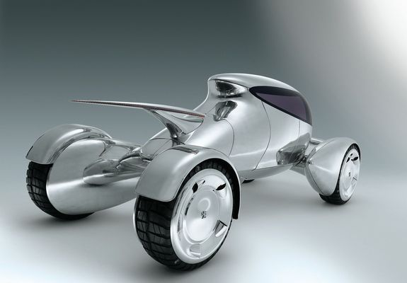 Peugeot Moonster Concept 2001 Images