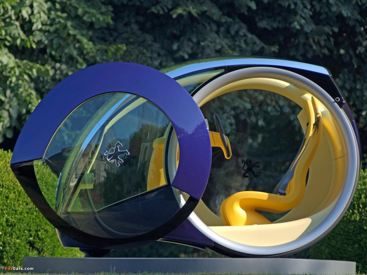 Peugeot Moovie Concept 2005 photos (1280 x 960)