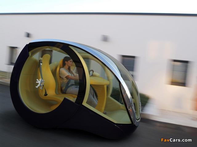 Peugeot Moovie Concept 2005 wallpapers (640 x 480)