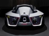 Peugeot Flux Concept 2007 photos