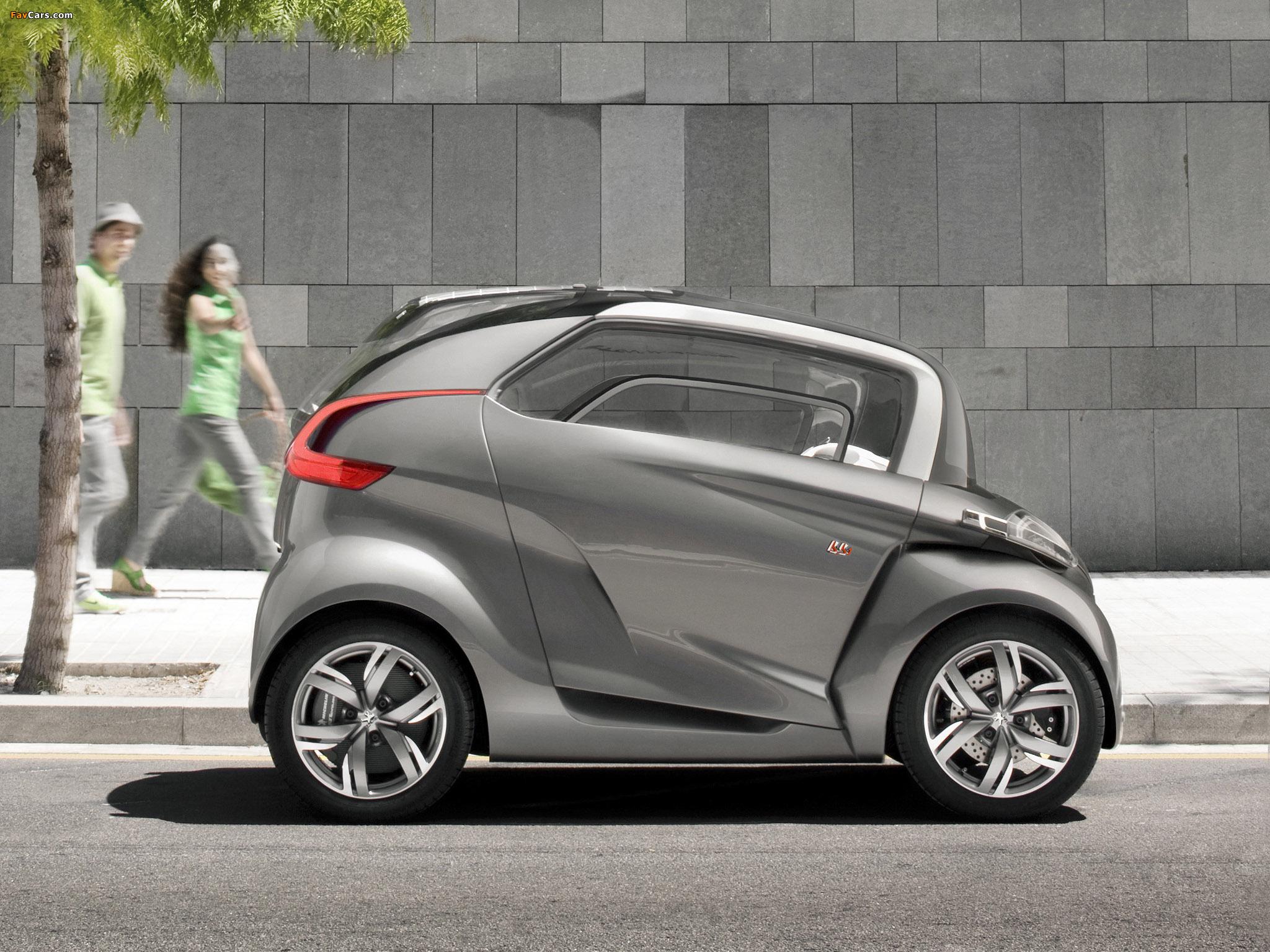 Peugeot BB1 Concept 2009 images (2048 x 1536)
