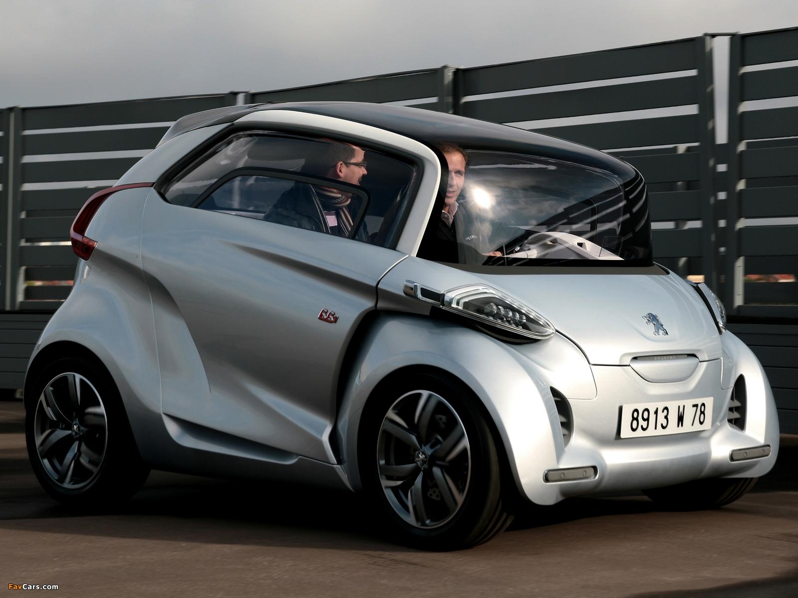 Peugeot BB1 Concept 2009 images (1600 x 1200)