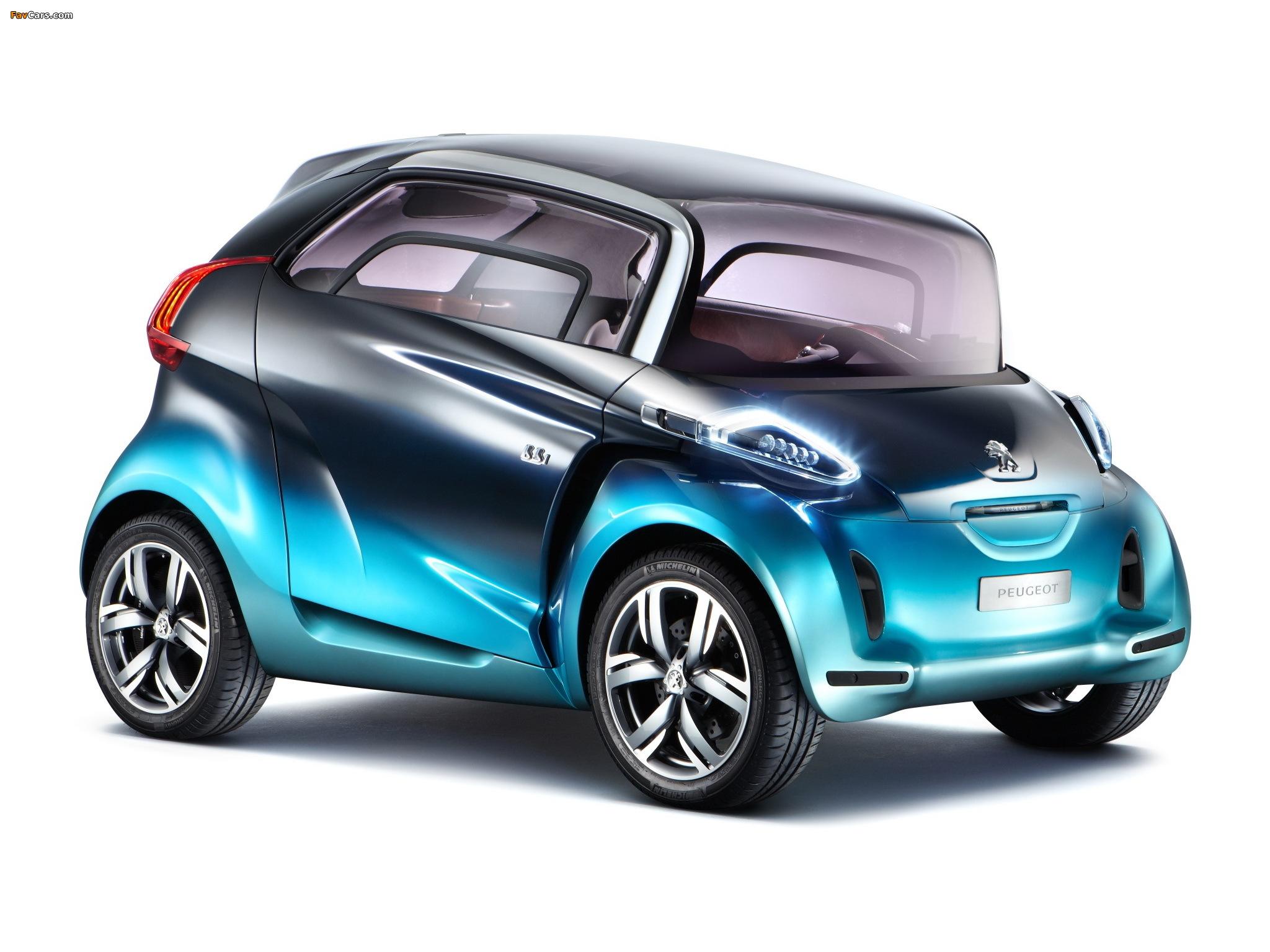 Peugeot BB1 Concept 2009 photos (2048 x 1536)