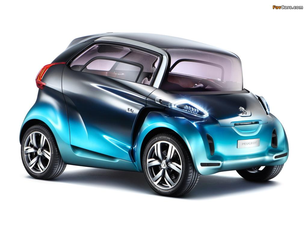 Peugeot BB1 Concept 2009 photos (1024 x 768)