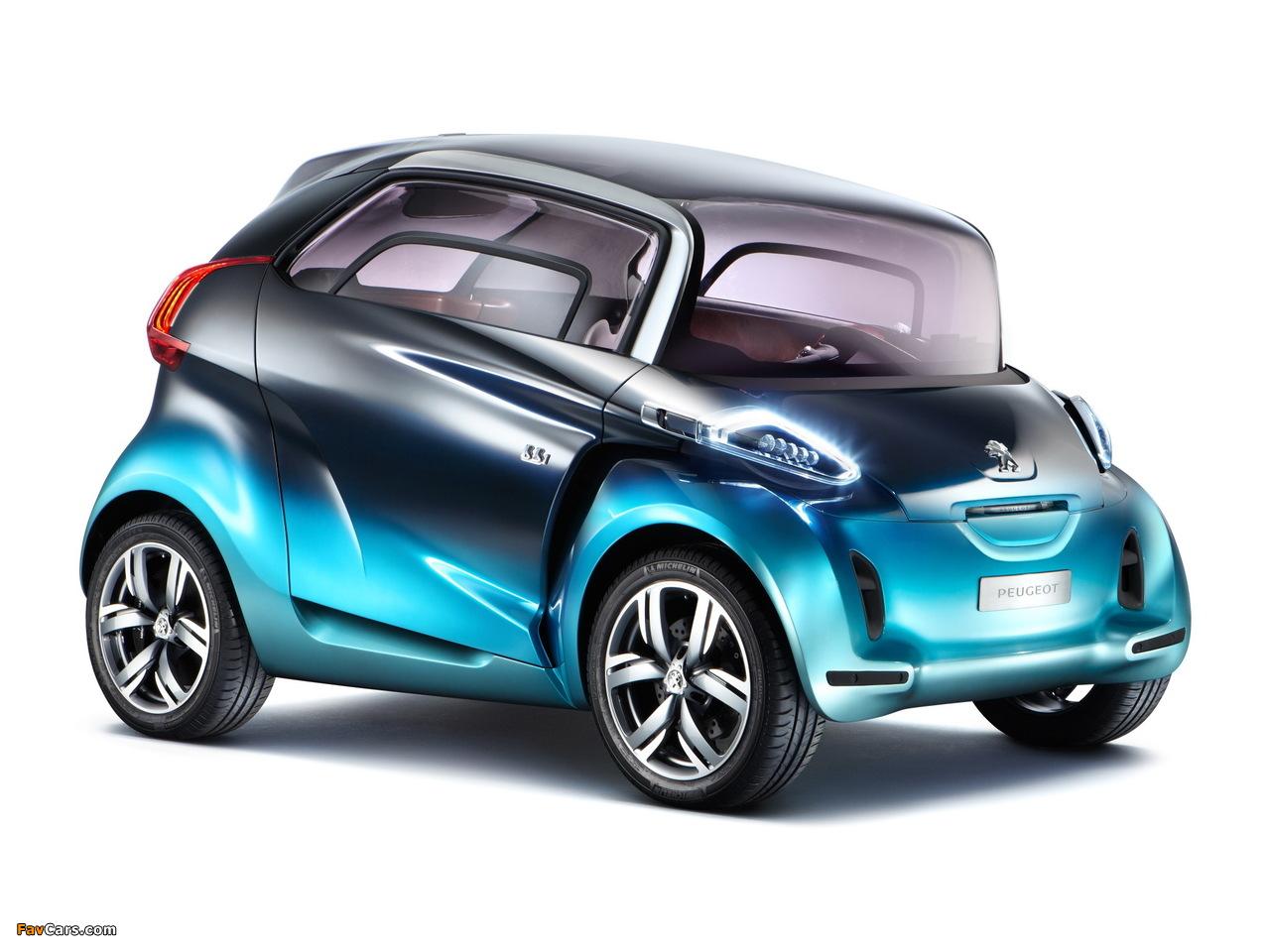 Peugeot BB1 Concept 2009 photos (1280 x 960)