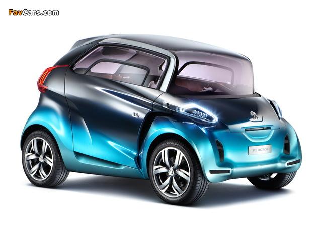Peugeot BB1 Concept 2009 photos (640 x 480)