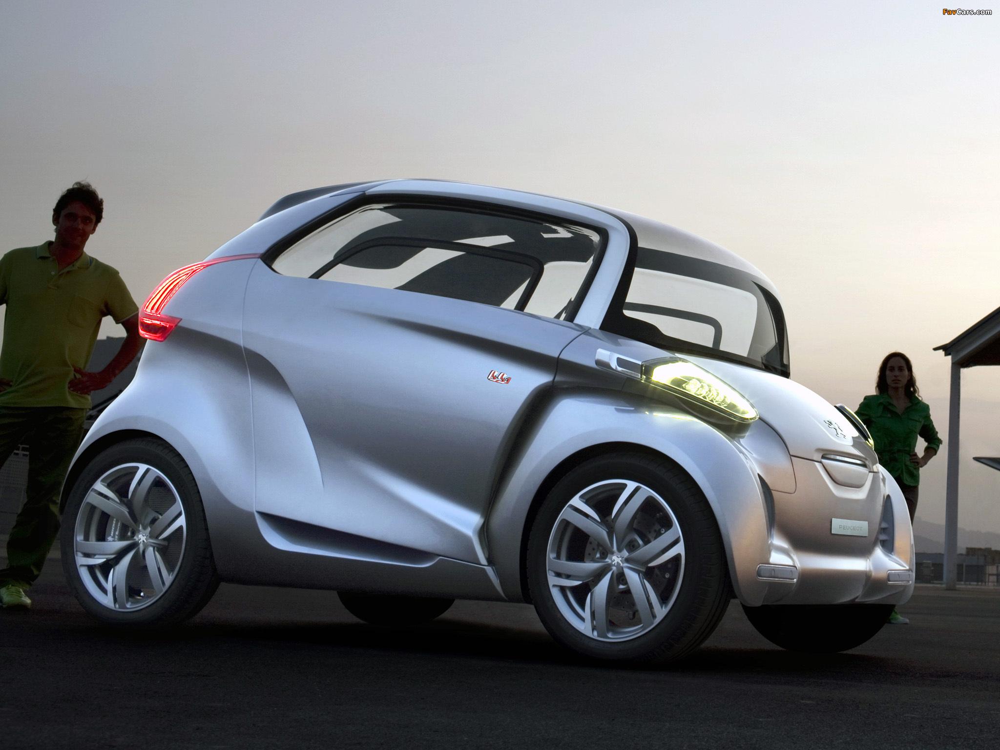 Peugeot BB1 Concept 2009 wallpapers (2048 x 1536)