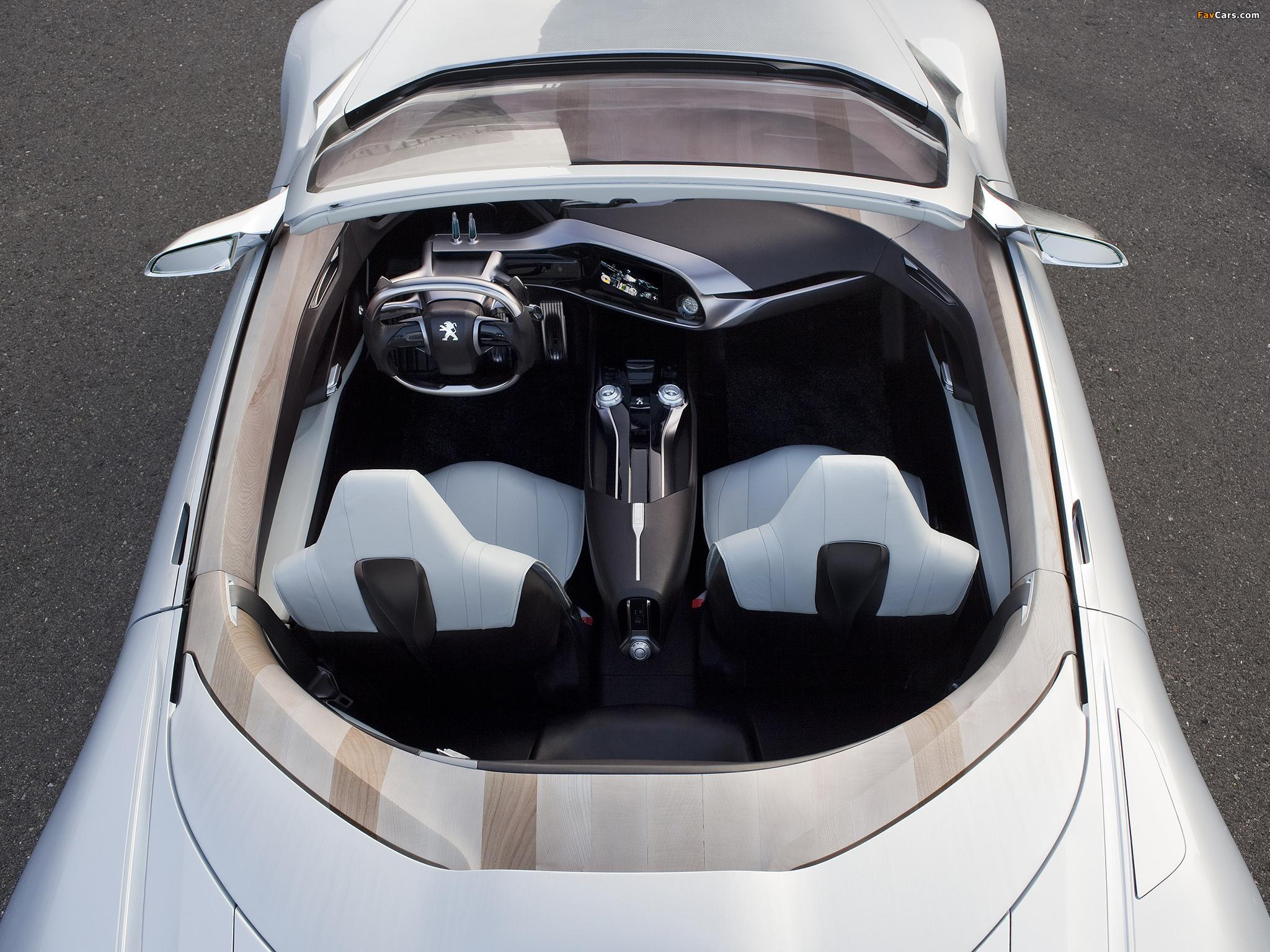 Peugeot SR1 Concept 2010 images (2048 x 1536)